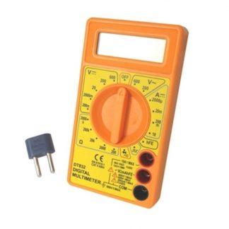 110091 herramientas manuales electricista multimetro silver electronics