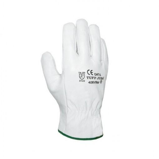 110629 vestuario calzado seguridad guantes flor vacuno juba