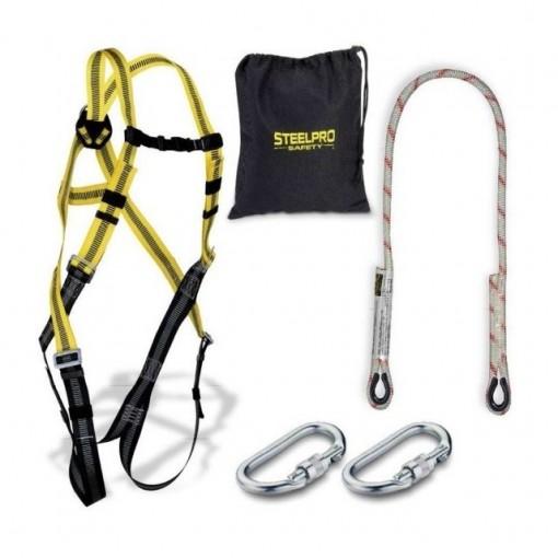 116176 vestuario calzado seguridad arnes steelpro