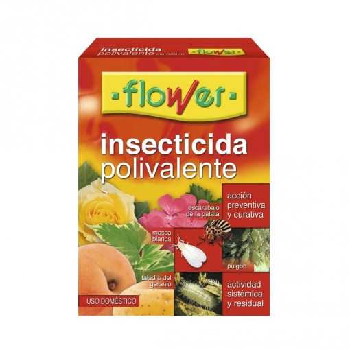 120311 Jardin camping playa cultivo insecticida flower