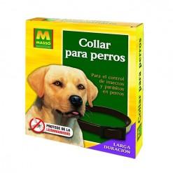 62064 Jardin camping playa mascotas collar antiparasitario perro masso