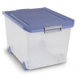 95195 ferreteria almacenaje caja bajo cama ruedas tayg