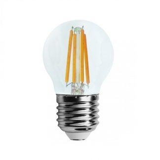 ALF23168 iluminacion bombilla led esferica vintage matel
