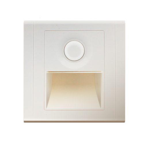 Baliza LED Nomis Square 1.2W 3