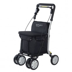 C88393Y11 Carro compra Carlett Lett 800 Black Textured