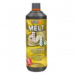 FAR3LS001 MELT NOHA Desatascador Líquido Sin Ácido Sulfúrico 1000ML