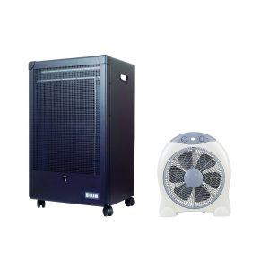 Calefacción y Ventilación
