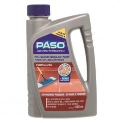 80045 ABRILLANTADOR SUELO PASO PROFESIONAL POROSO Y TERRACOTA 700113 1 LT