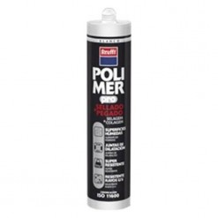 81887 ADHESIVO POLIURETANO KRAFFT MODIFICADO CARTUCHO POLIMER BLANCO 59903 300 ML