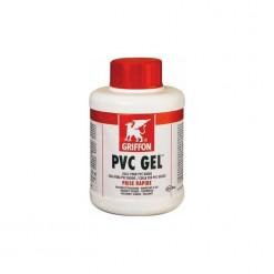 97937 ADHESIVO PVC GRIFFON GEL CON PINCEL RAPIDO BOTE PVC GEL 6301155 250 ML