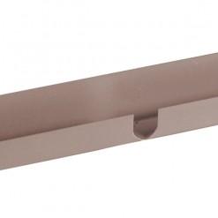 SR90220000120 COLGADOR (2 UND) 1 BARRA 300 mm GRIS SimonRack