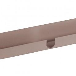 SR90220000121 COLGADOR (2 UND) 1 BARRA 400 mm GRIS SimonRack