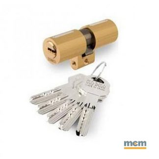 MCMSP:33-33 Cilindro - Bombillo Seguridad MCM SP 33-33 LAT (Perfil Suizo)
